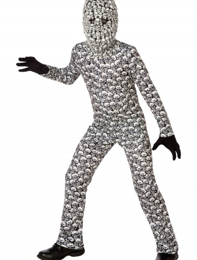 Boys Skull Collector Costume