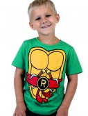 Toddler TMNT Raphael Costume T-Shirt