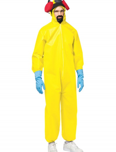 Breaking Bad Walter White Toxic Suit Costume