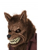 Brown Werewolf Ani-Motion Mask