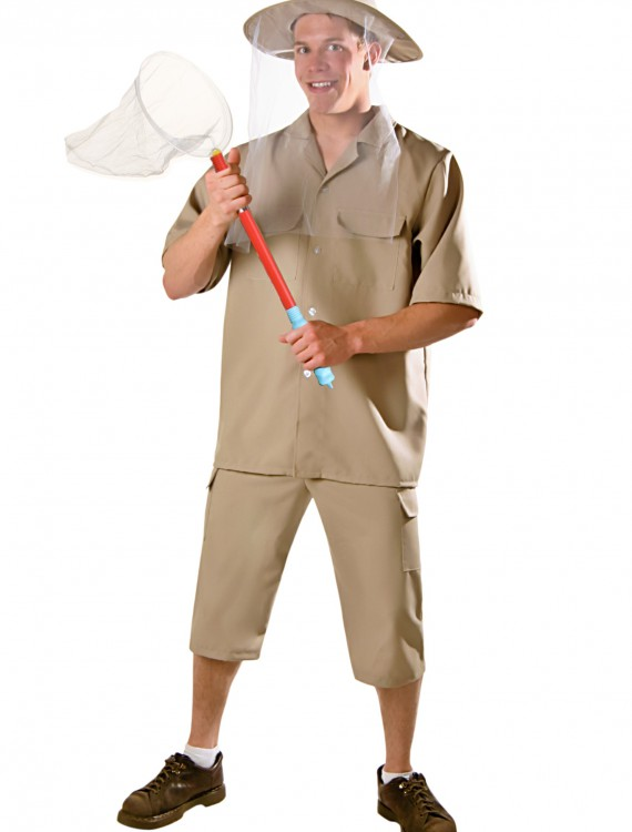 Bug Catcher Costume