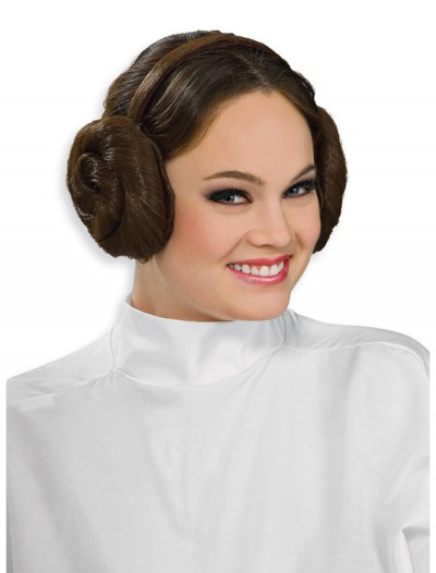 Bun Headpiece Princess Leia