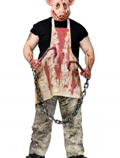 Butcher Pig Costume