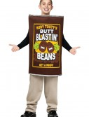 Can of Beans Costume