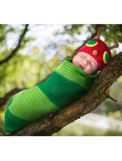 Casey the Caterpillar Newborn Bunting