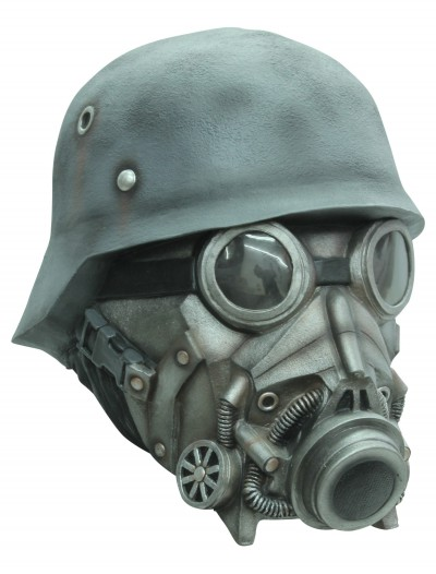 Chemical Warfare Mask