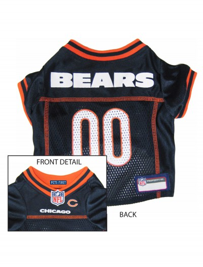 Chicago Bears Dog Mesh Jersey