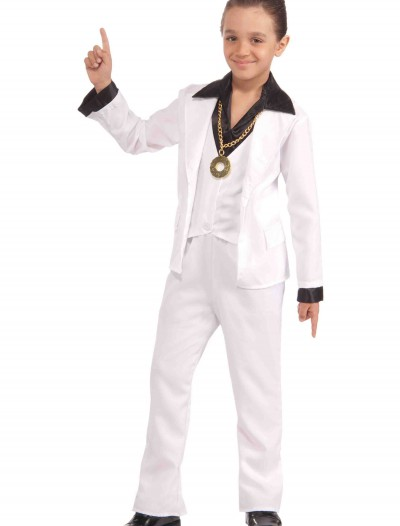 Child 70s Disco Fever Costume