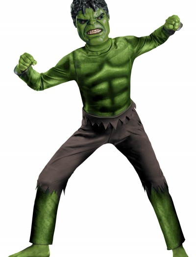 Child Avengers Hulk Costume