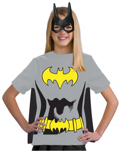 Child Batgirl T-Shirt Costume