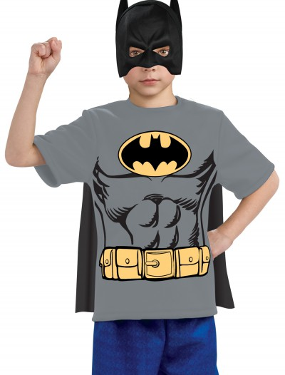 Child Batman Costume T-Shirt