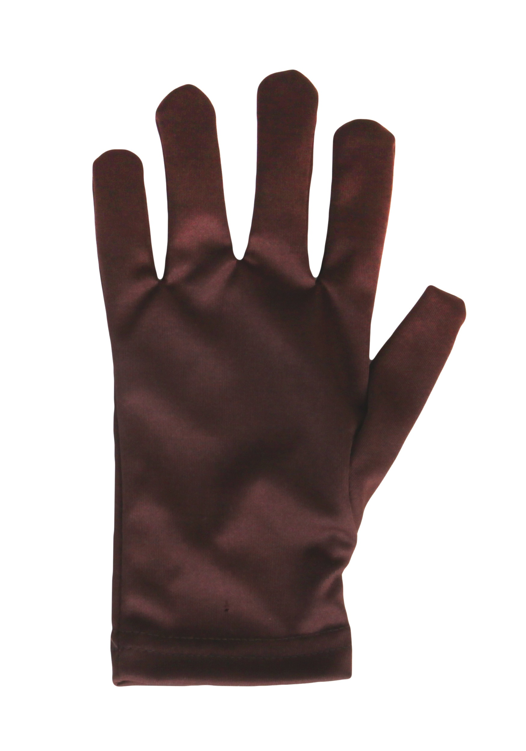 Child Brown Gloves