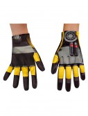 Child Bumblebee Movie Gloves