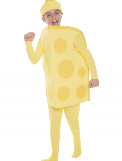 Child Cheese Costume