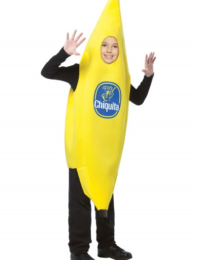 Child Chiquita Banana Costume