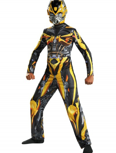 Child Classic Bumblebee Costume