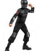 Child Classic Snake Eyes Costume