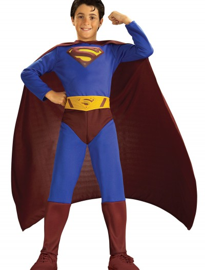 Child Classic Superman Costume