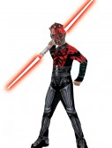 Child Clone Wars Darth Maul Costume