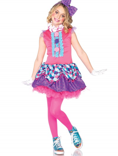 Child Clown Cutie Costume