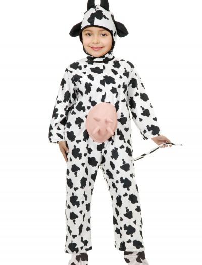 Child Cow with Udder Costume