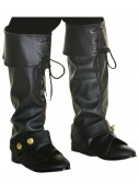 Child Deluxe Pirate Boot Tops