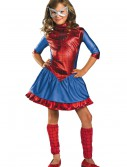 Child Deluxe Spider-Girl Costume