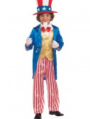 Child Deluxe Uncle Sam Costume