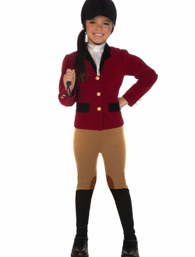Child Equestrian Costume