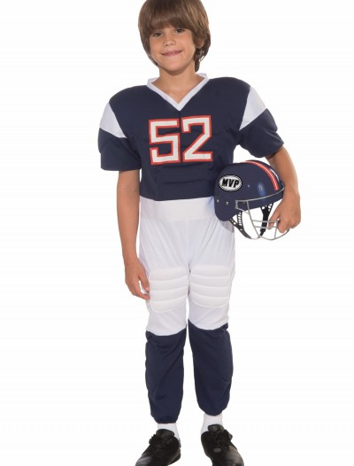 Child Football Player Costume