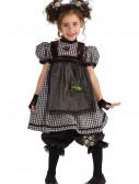 Child Gothic Rag Doll Costume