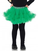 Child Green Petticoat