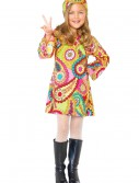 Child Hippie Chick Costume