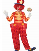 Child Hoopy the Clown Costume
