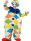 Child Inflatable Clown Costume