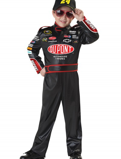 Child Jeff Gordon Costume