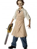 Child Leatherface Costume