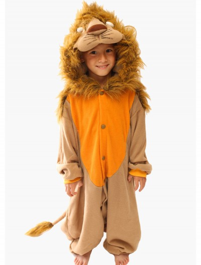 Child Lion Pajama Costume