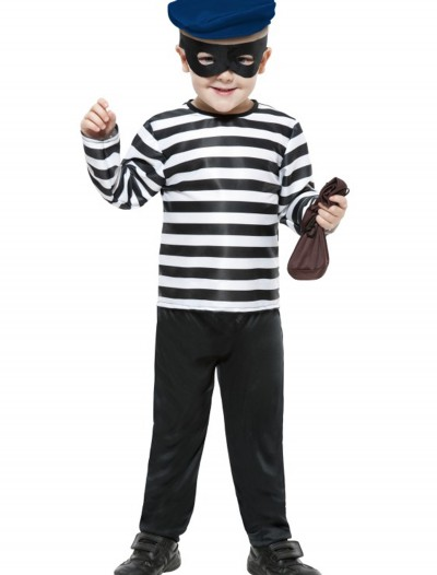 Child Little Burglar Costume
