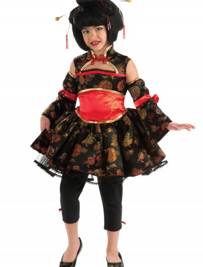 Child Little Geisha Costume
