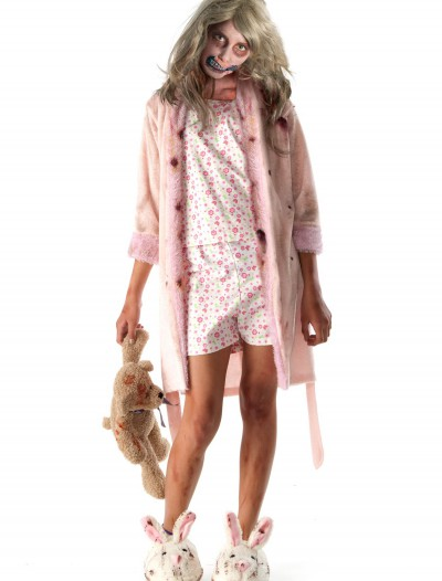 Child Little Girl Zombie Costume