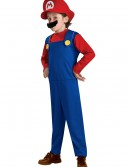Child Mario Classic Costume