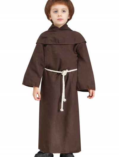 Child Medieval Monk Costume