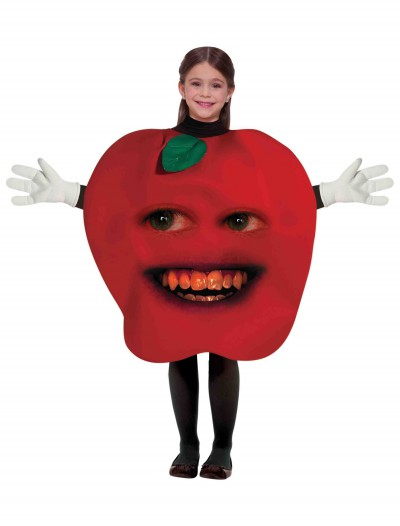 Child Midget Apple Costume