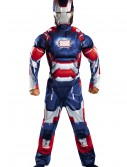 Child Muscle Iron Patriot Costume