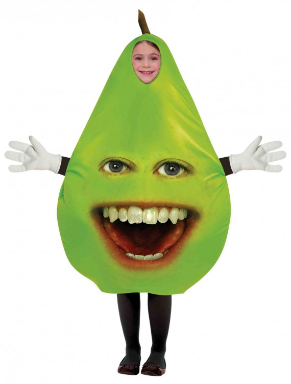 Child Pear Costume