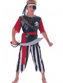 Child Pirate King Costume