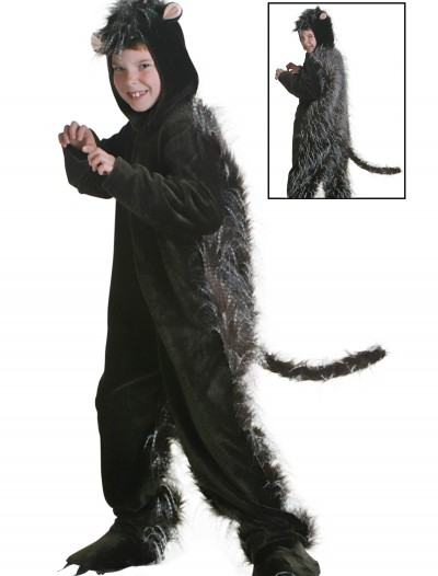 Child Porcupine Costume