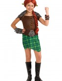 Child Princess Fiona Warrior Costume