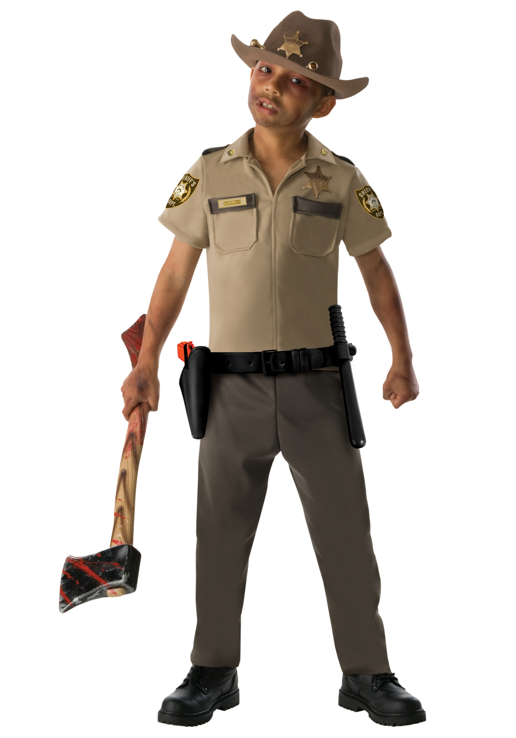 Child Rick Grimes Costume